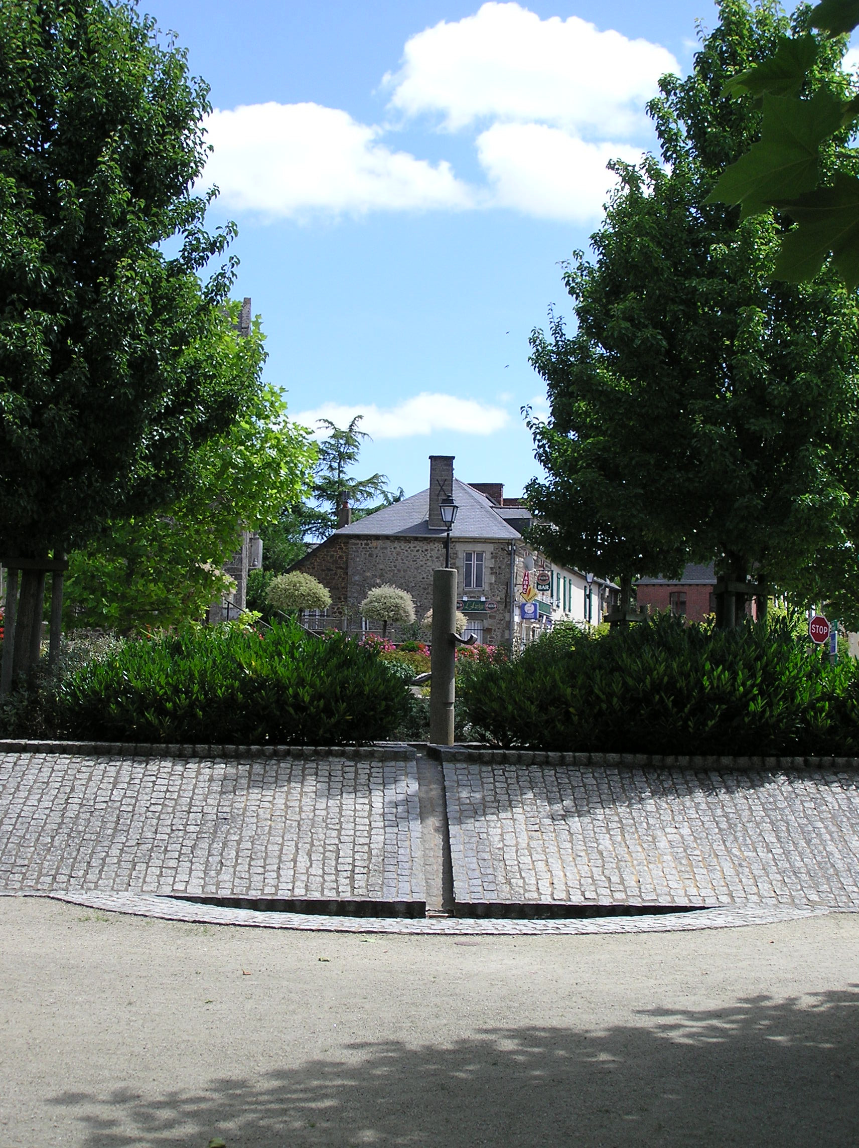 PAUL BOUET ARCHITECTE - AMENAGEMENT URBAIN ET PAYSAGE - ST PERN