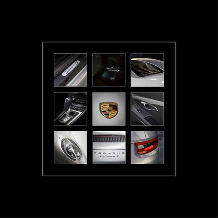 9 Vues Coeur Gris Carrera S grise - 2020