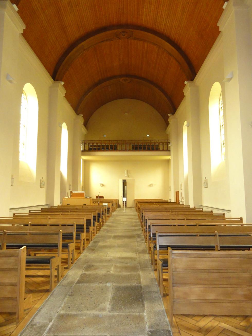 PAUL BOUET ARCHITECTE - COMMUNAUTE RELIGIEUSE - RENNES