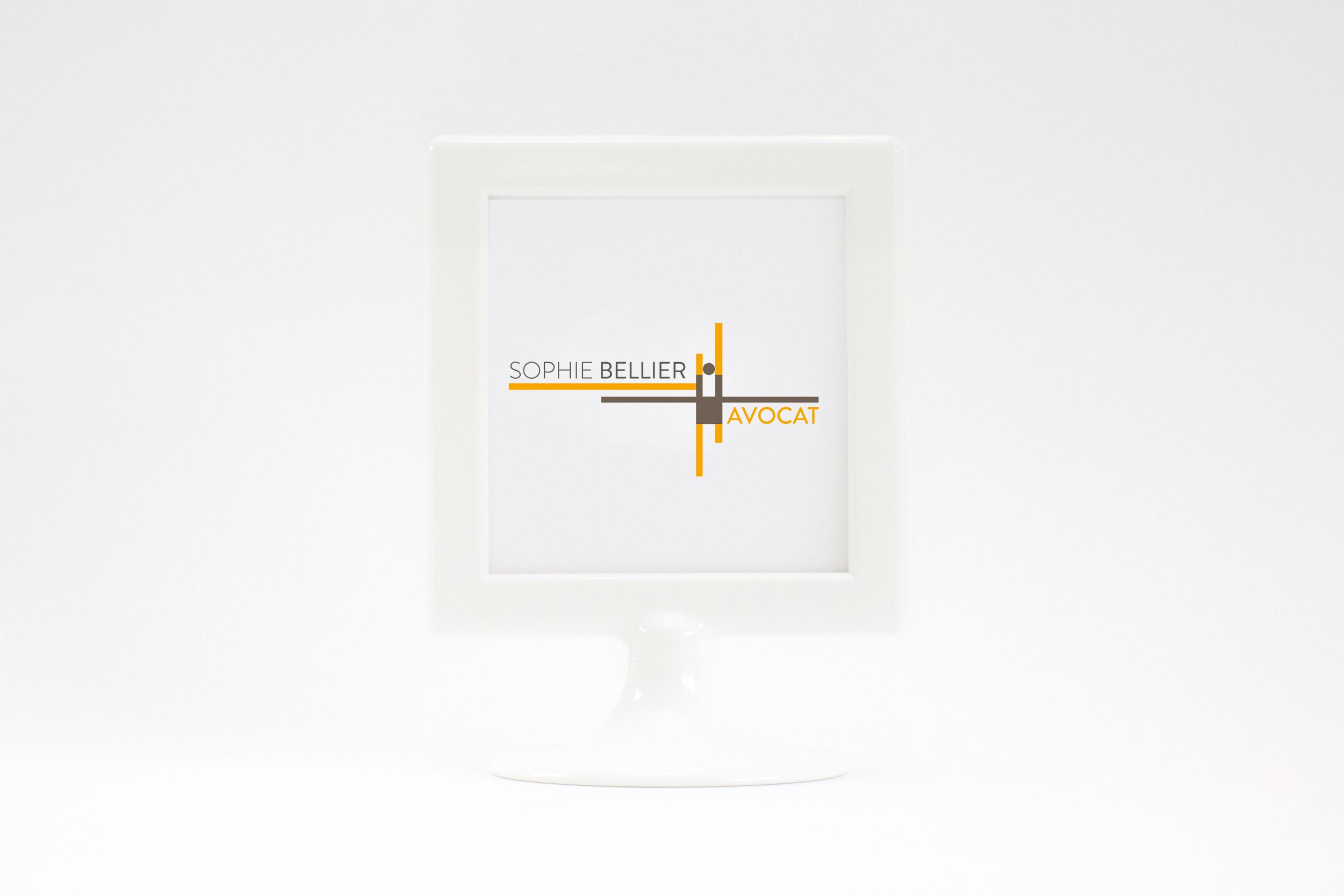 Logo Avocat - Sophie Bellier - bellier-avocat.com