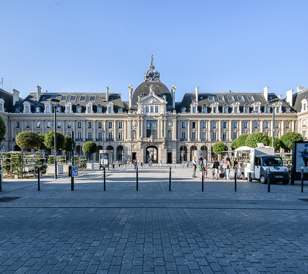 PALAIS DU COMMERCE