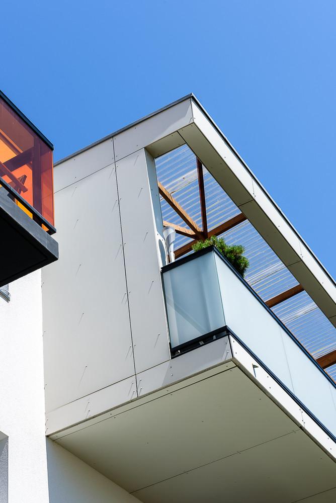 PAUL BOUET ARCHITECTE - LE REVA - THORIGNE FOUILLARD