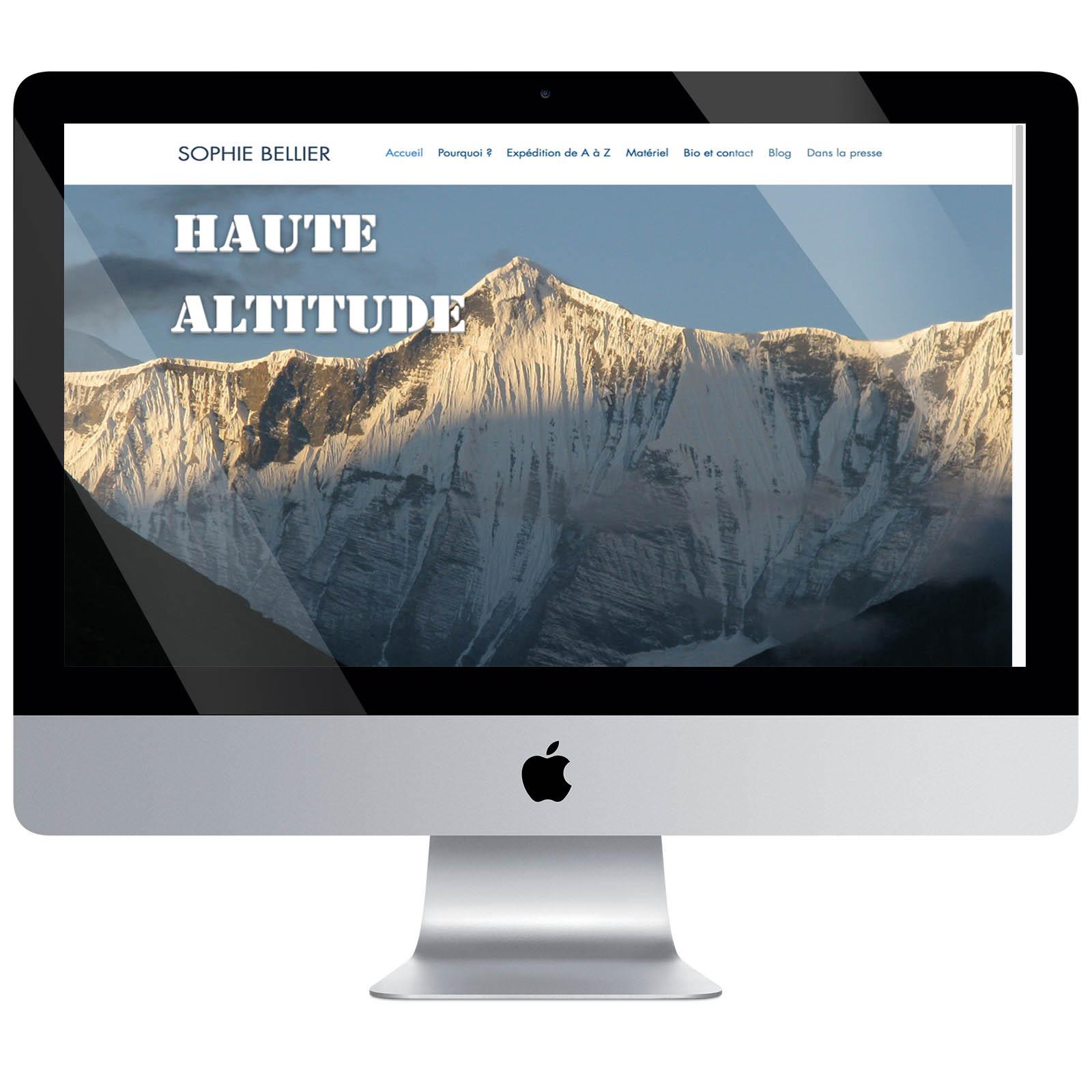 Blog d'expédition haute altitude