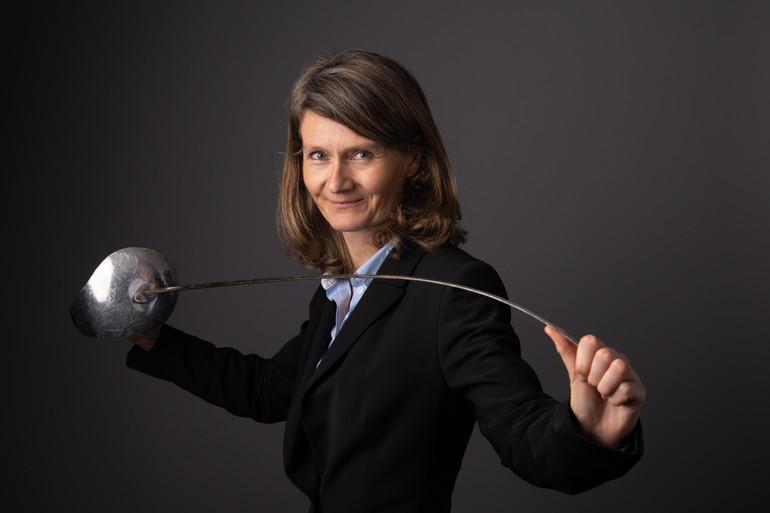 Maître Sophie Bellier - Médaille de Bronze Championnat de France Escrime 2019