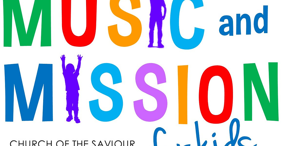 Music and Mission for Kids