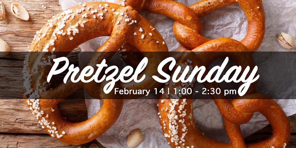 Pretzel Sunday