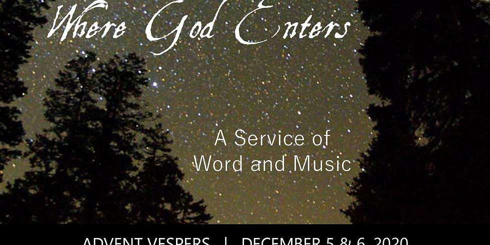 Advent  Vespers Night One