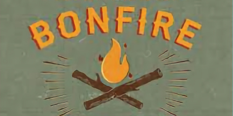 Youth Ministry Bonfire