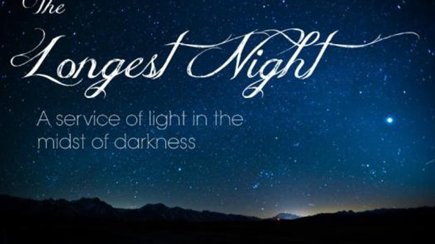 The Longest Night: A Reflective Service