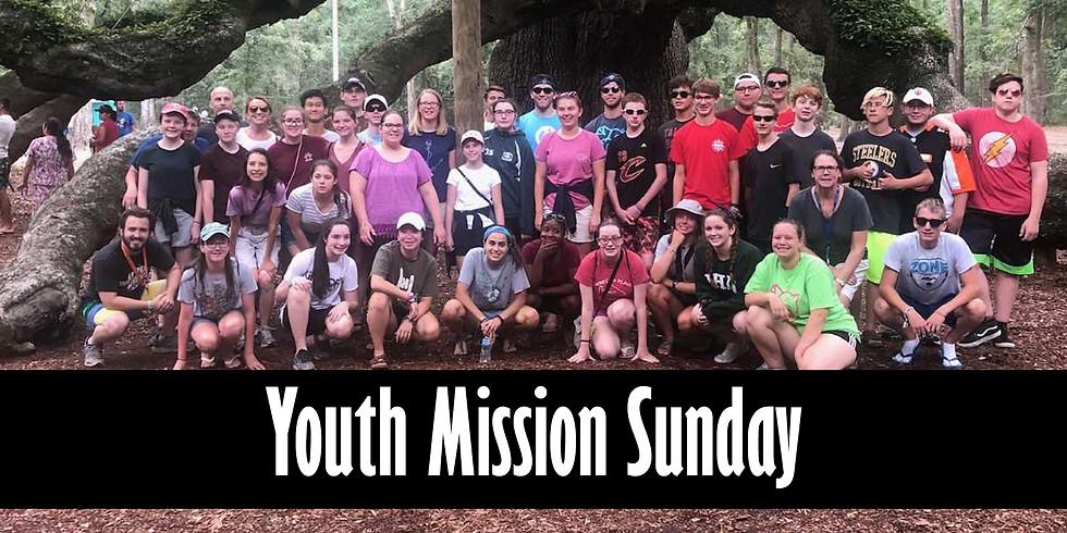 Youth Mission Sunday