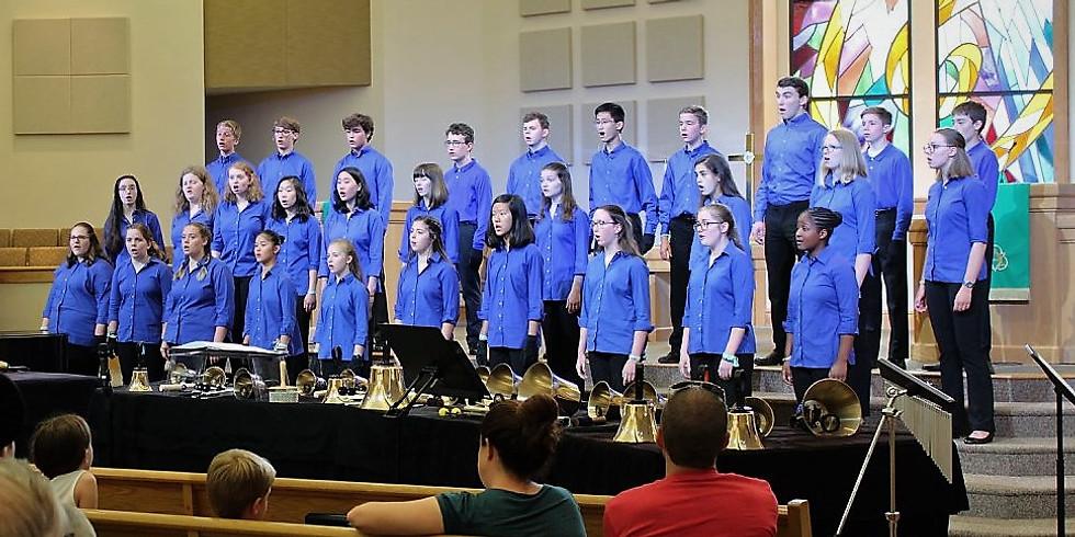 Choir Tour Homecoming Concert