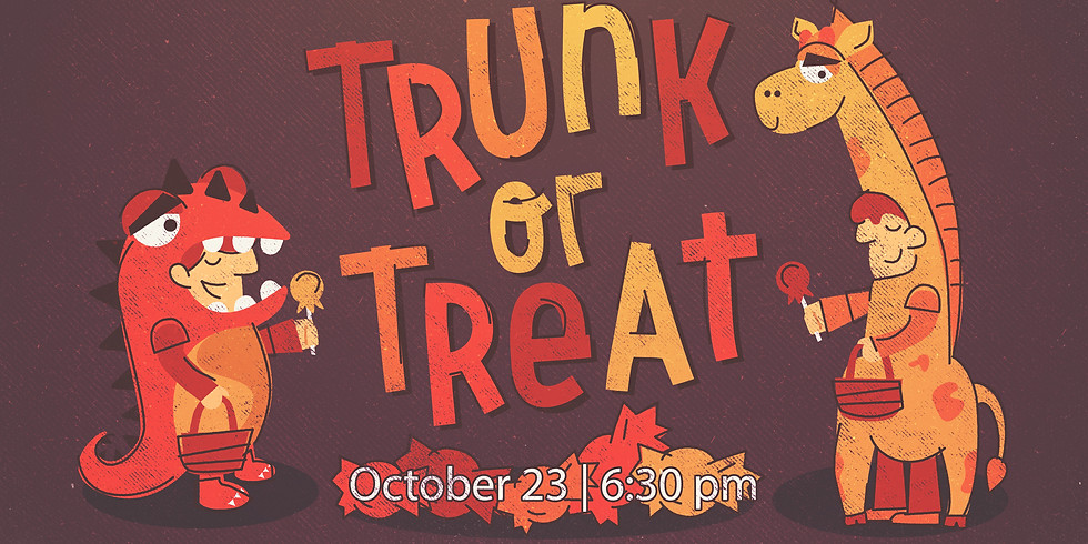 CANCELLED: Trunk or Treat