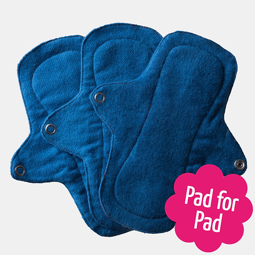 Eco Femme Pantyliners - 3 pcs / pack