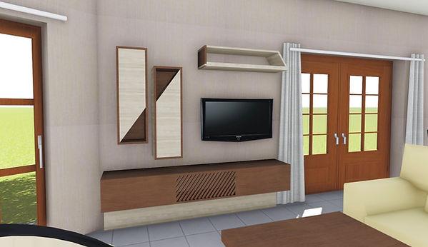 réalisation de meuble sur mesure By Saskia Moselle Metz