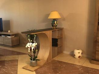 Création de meuble