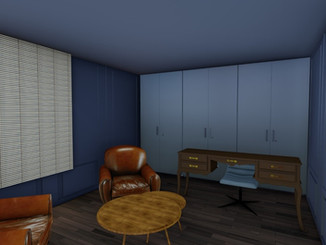 Création d'un espace cosy