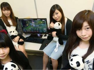 『SCMP』 — Gamer girls: Hong Kong's first all-female professional video gaming team PandaCute defy dou