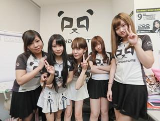 『信報』 — 少女打機吐氣:我不是花瓶 ——專訪「香港第一女子隊」PandaCute