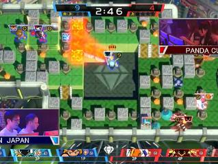 『IGN Japan』 — PANDACUTE VS 妄想キャリブレーション VS IGN JAPAN 「スーパーボンバーマン R」香港初女性プロゲーマーチーム PANDACUTEに挑戦!