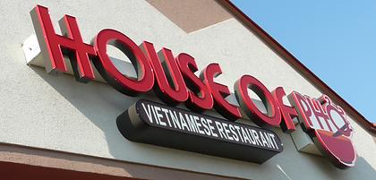 House of Pho, Vietnamese Restaurant