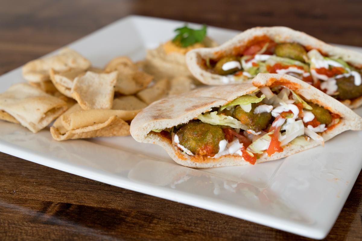Falafel (Vegetarian)