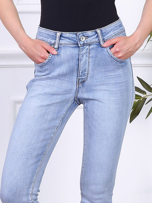 TOXIK regular jeans push up