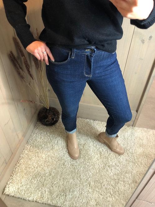 TOXIK regular dark jeans