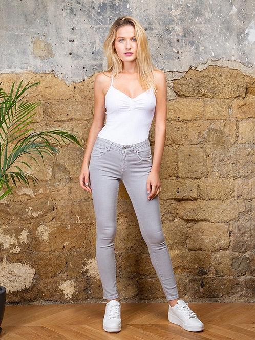 Toxik push up grey jeans