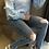 Thumbnail: TOXIK ripped high waist push up jeans