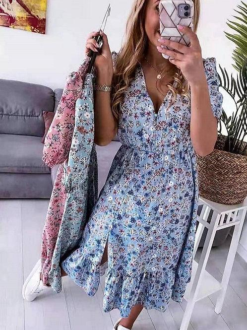 Midi dress Olivia