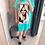 Thumbnail: T-shirt dress Amy