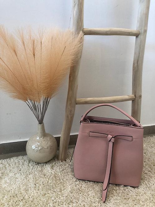 Handtas met lint