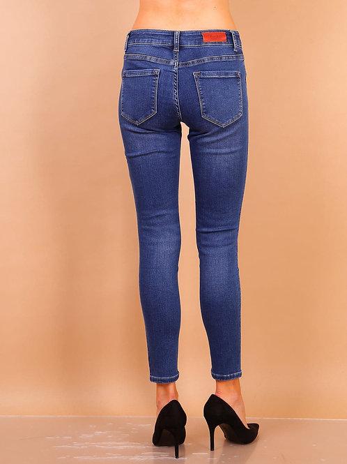 TOXIK regular waist dark blue