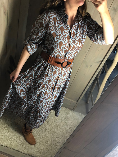 Maxi jurk Amyla