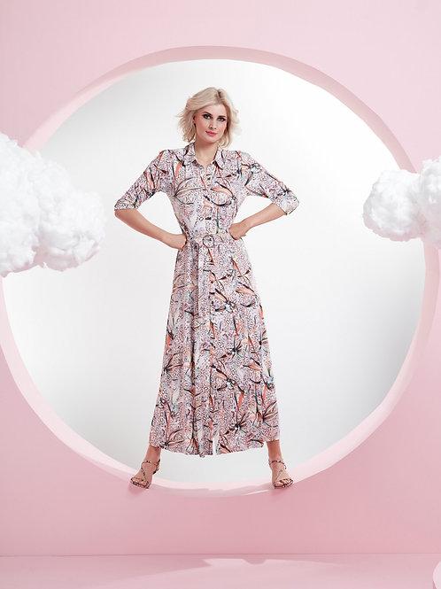 K Design maxi jurk Sue