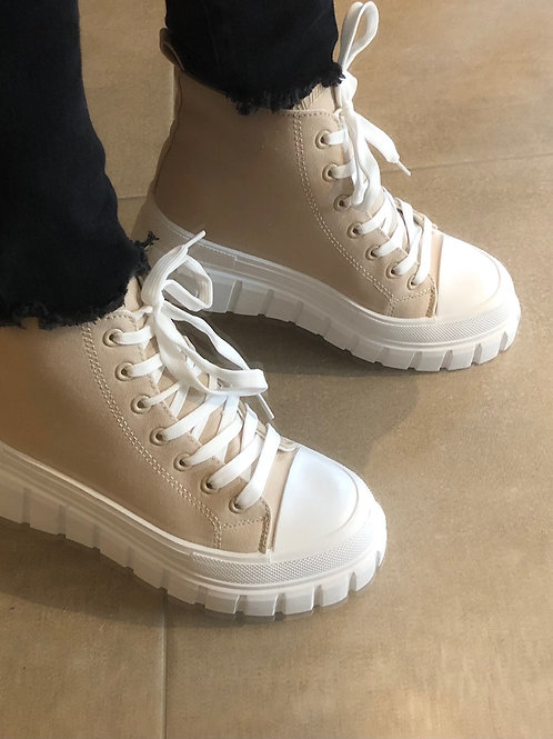 High sneaker Loulou