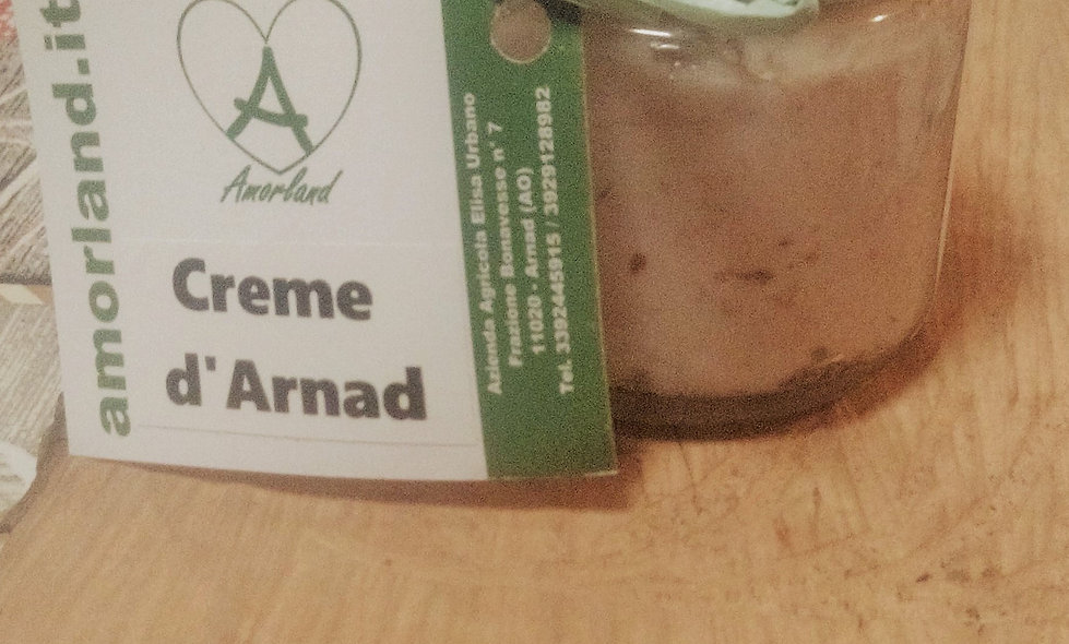 Amorland Créme d'Arnad 80g