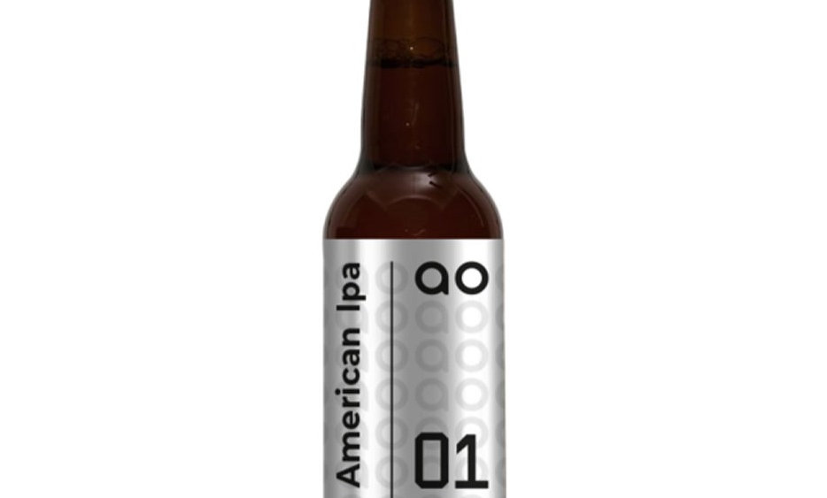 American IPA bottiglia da 750 ml