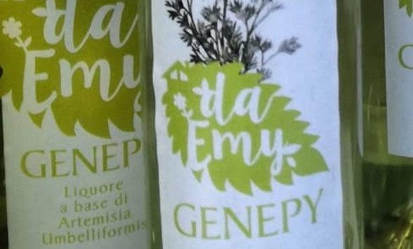 Genepy bottiglia 500ml