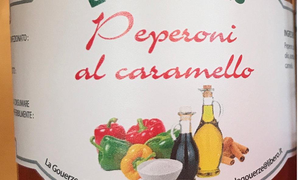 Peperoni al Caramello 300g