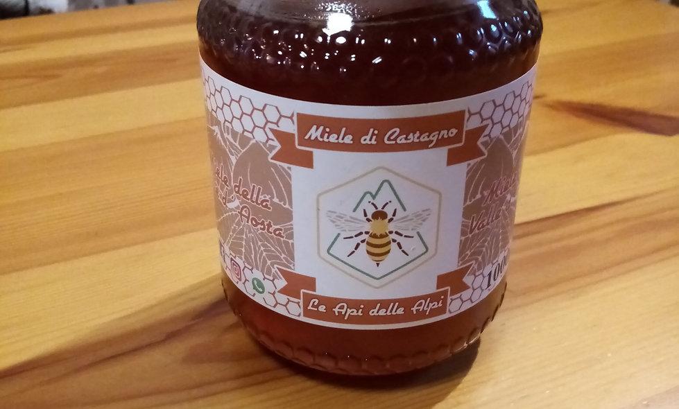 Miele di Castagno della Valle d'Aosta 500g
