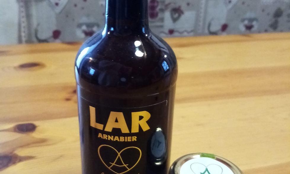 LAR&LAR Birra e Lardo in Crema