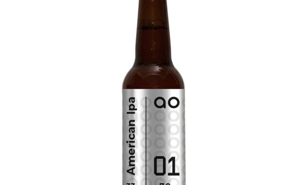 American IPA 6 bottiglie da 33 ml