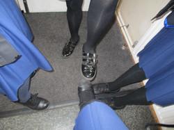 'Black shoe, black shoe. Who has a black shoe?' by Yana Puddoo, 2019 © CC-BY-SA