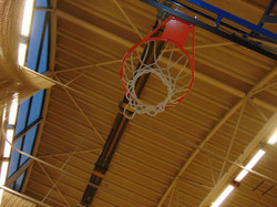 'Basketball Hoop' by Courtney Imbert-Weeks, 2019 © CC-BY-ND