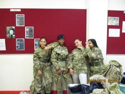 'Army cadets' by Tanisha, 2019 © CC-BY-NC-SA