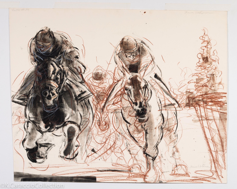 Horses #34, 2005