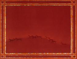 Rimrock #1 (orange), 1980