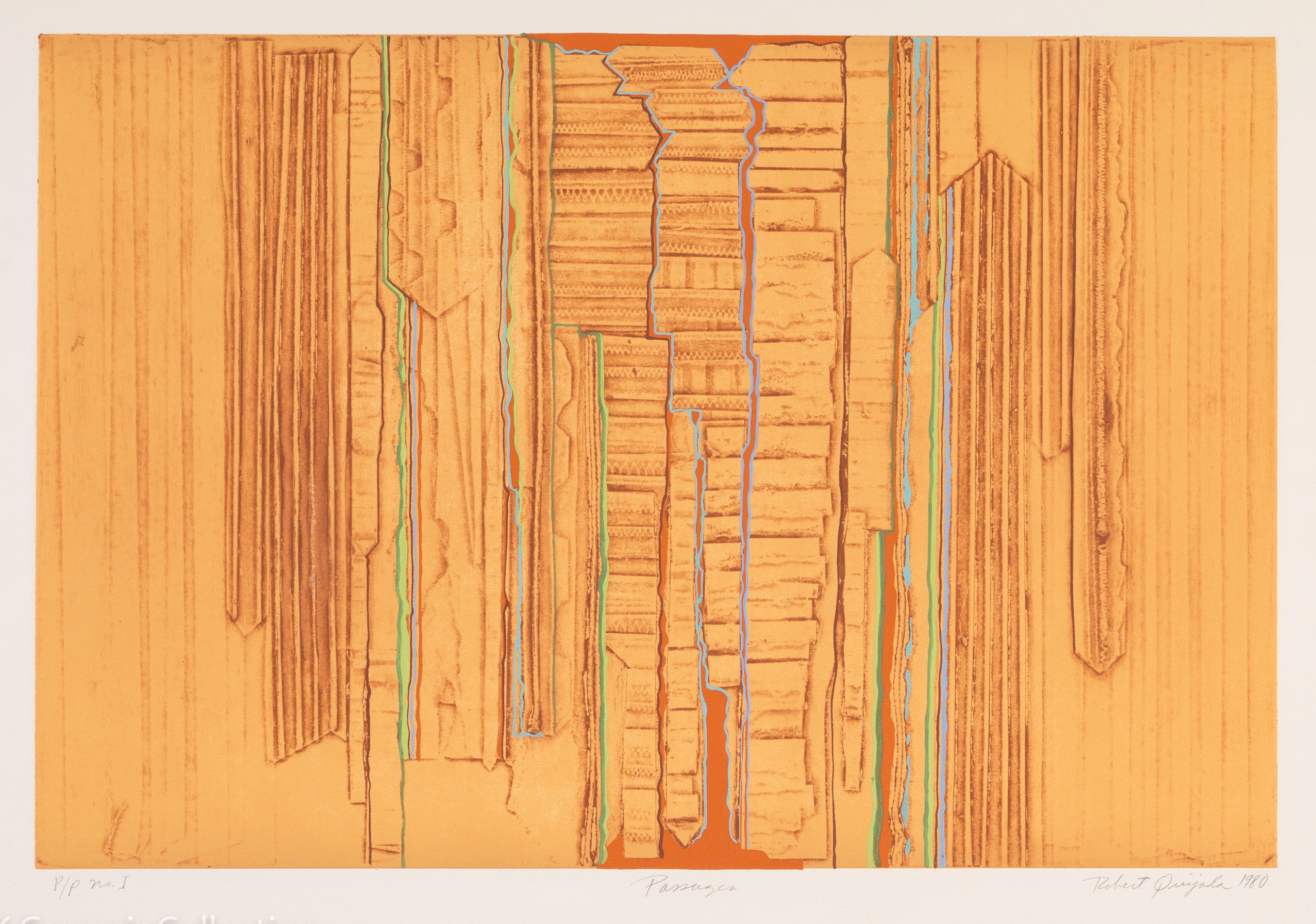 Passages, 1980
