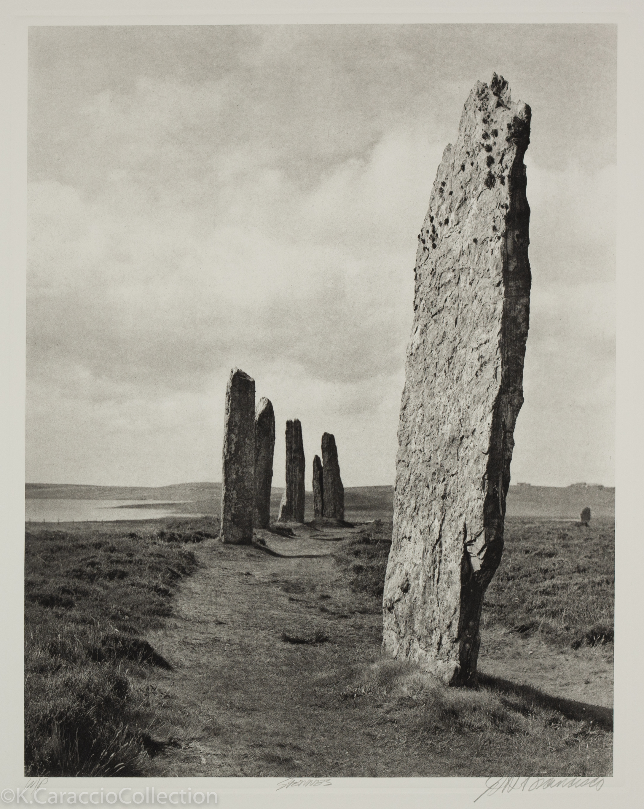 Stonnes, 1984